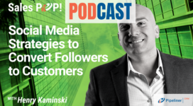 🎧  Social Media Strategies to Convert Followers to Customers