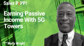 Earning Passive Income With 5G Towers (video)