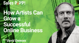 How Artists Can Grow a Successful Online Business (video)