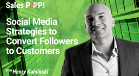 Social Media Strategies to Convert Followers to Customers (video)