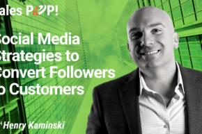 Social Media Strategies to Convert Followers to Customers (video)