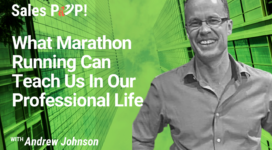 What Marathon Running Can Teach Us In Our Professional Life (video)