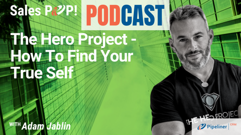 🎧  The Hero Project – How To Find Your True Self