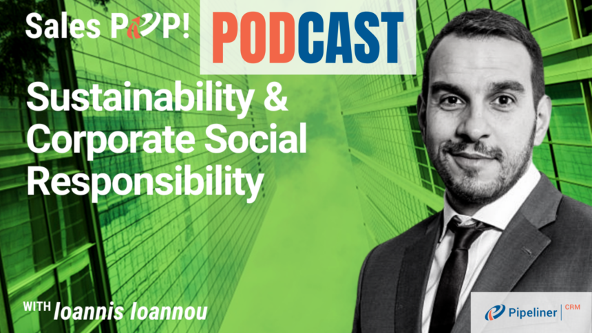 🎧  Sustainability & Corporate Social Responsibility