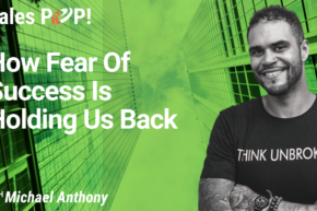 How Fear Of Success Is Holding Us Back (video)