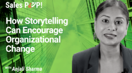 How Storytelling Can Encourage Organizational Change (video)