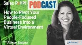 🎧  How to Pivot Your People-Focused Business into a Virtual Environment