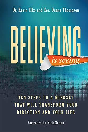 Believing Is Seeing Cover