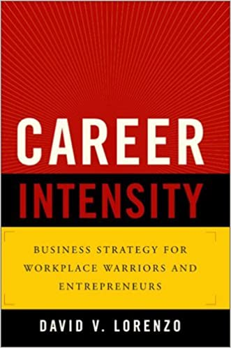 Career Intensity Cover