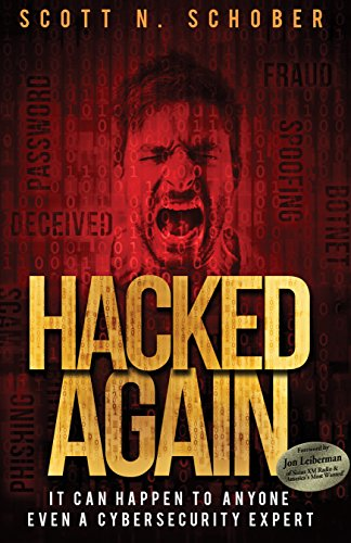 Hacked Again Cover