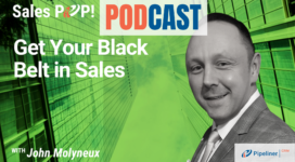 🎧  Get Your Black Belt in Sales