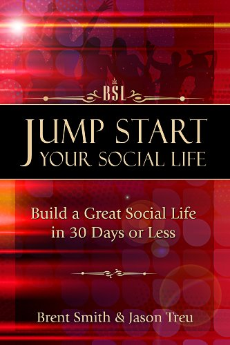 Jump Start Your Social Life Cover
