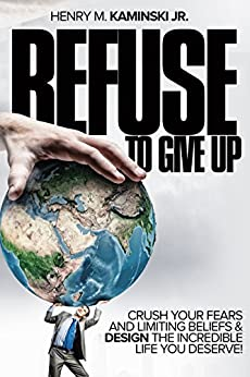 Refuse to Give Up Cover