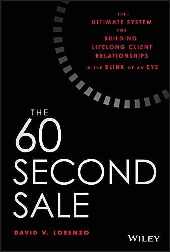 The 60 Second Sale Cover