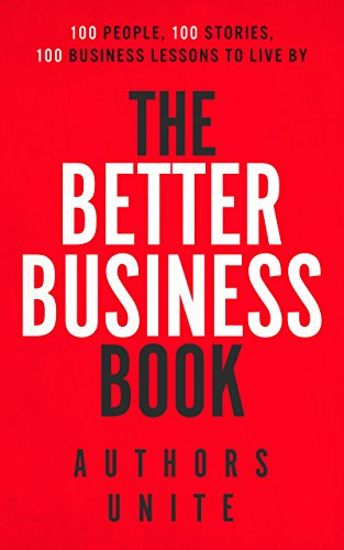 The Better Business Book Cover
