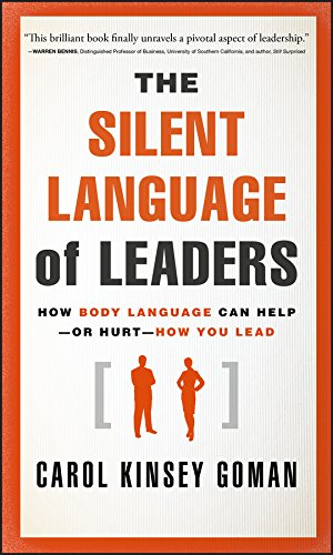 The Silent Language of Leaders Cover