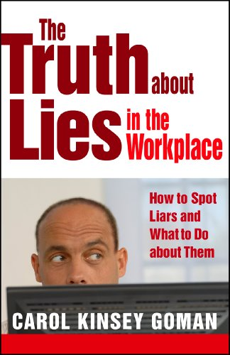 The Truth about Lies in the Workplace Cover