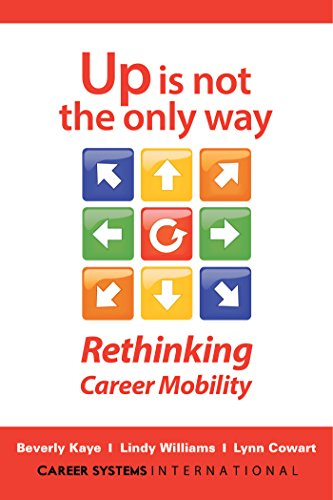 Up Is Not the Only Way: Rethinking Career Mobility Cover