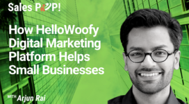 How HelloWoofy Digital Marketing Platform Helps Small Businesses (video)