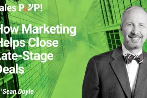 How Marketing Helps Close Late-Stage Deals