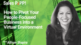 How to Pivot Your People-Focused Business into a Virtual Environment (video)