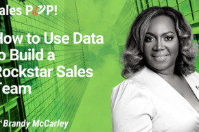 How to Use Data to Build a Rockstar Sales Team (video)