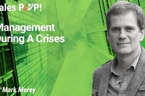 Management During A Crises (video)