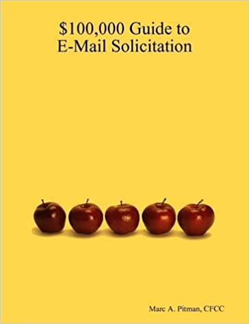 $100,000 Guide to E-Mail Solicitation Cover