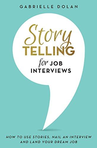 Storytelling for Job Interviews Cover