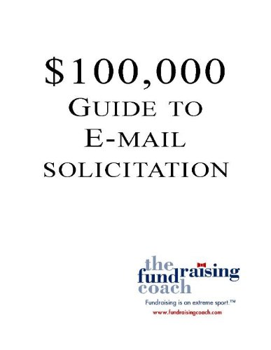$100,000 Guide to Email Fundraising Cover