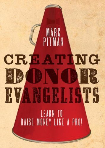 Creating Donor Evangelists Cover