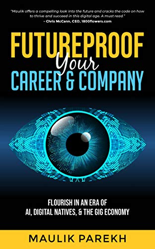 Futureproof Your Career and Company Cover