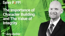 The Importance of Character Building and The Value of Integrity (video)