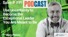 🎧  Use Uncertainty to Become the Exceptional Leader You Are Meant to Be