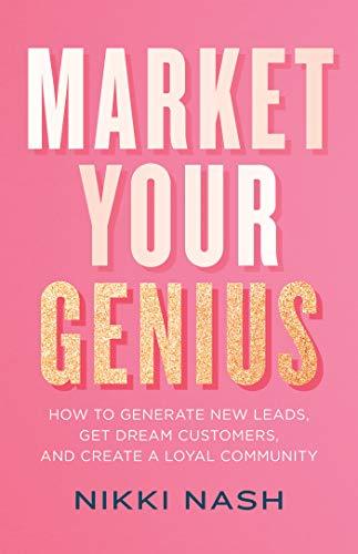 Market Your Genius Cover
