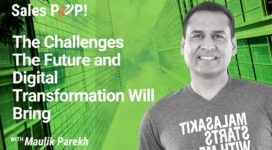 The Challenges The Future and Digital Transformation Will Bring (video)