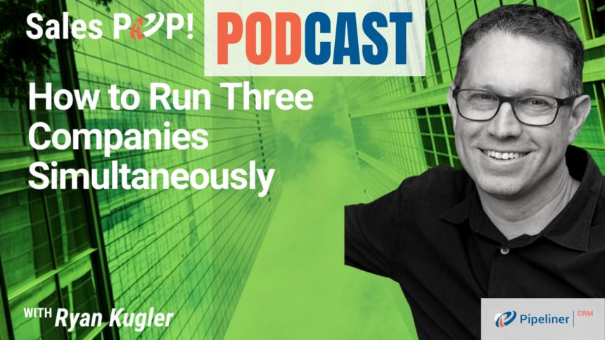 🎧 How to Run Three Companies Simultaneously