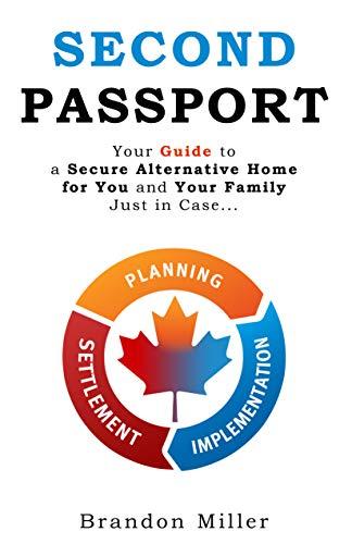 Second Passport Cover