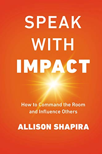 Speak with Impact Cover