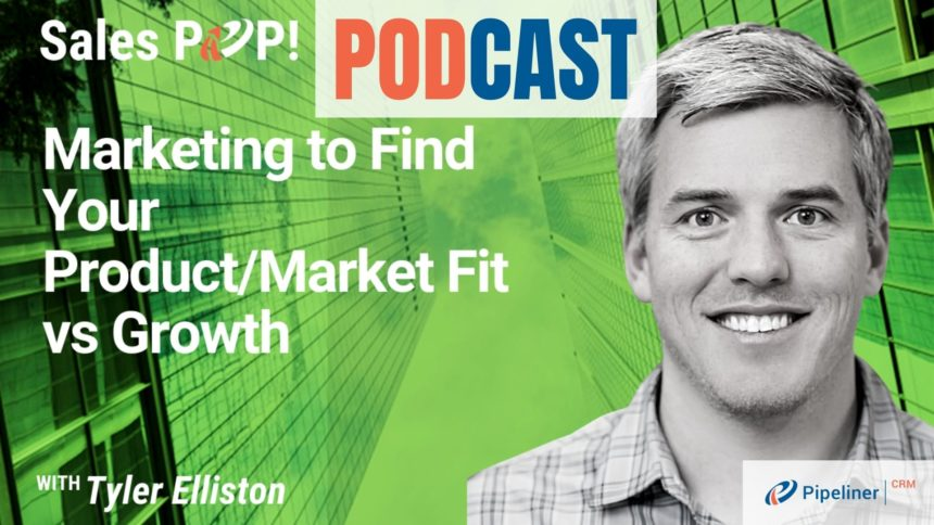 🎧  Marketing to Find Your Product/Market Fit vs Growth