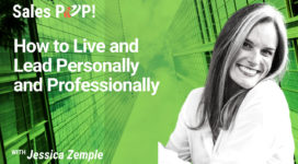 How to Live and Lead Personally and Professionally (video)