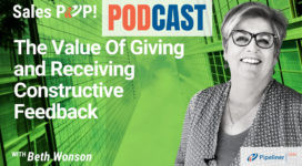 🎧  The Value Of Giving and Receiving Constructive Feedback