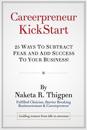 Careerpreneur Kickstart Cover
