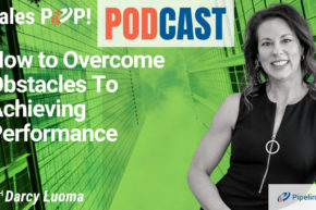 🎧   How to Overcome Obstacles To Achieving Performance