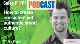 🎧  How to create consistent yet authentic brand culture?