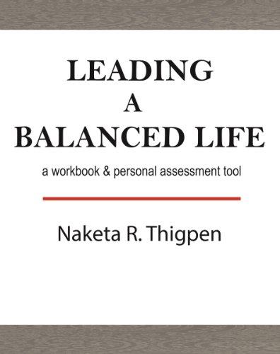 Leading a Balanced Life Cover