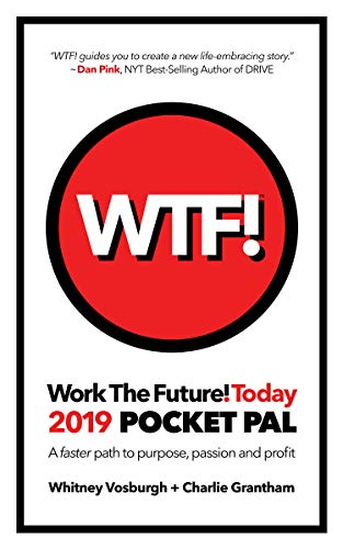 Work the Future! Today 2019 Pocket Pal Cover