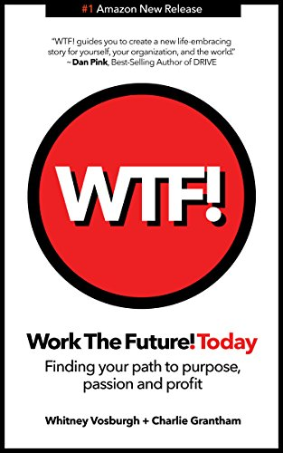 Work the Future! Today Cover