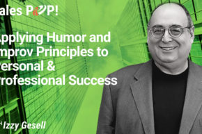 Applying Humor and Improv Principles to Personal & Professional Success (video)