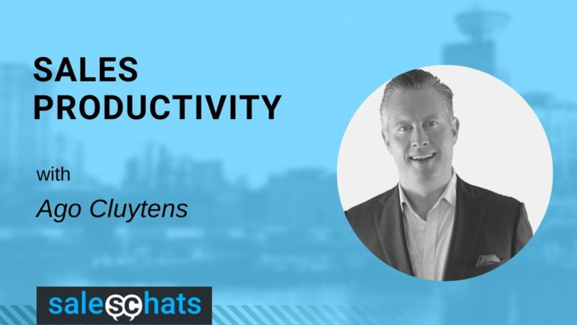 #SalesChats – Sales Productivity